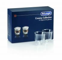 6 Cappuccino Tassen  - Creamy Collection
